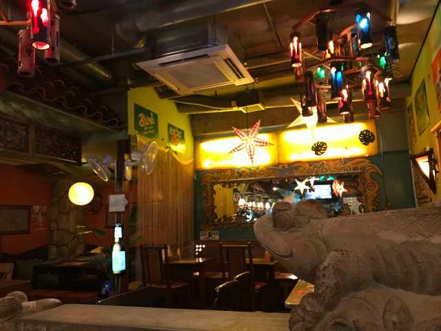 ペパーミントカフェの店内画像