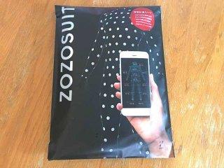 ZOZOスーツの画像