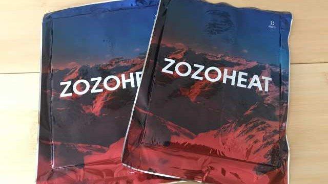 ZOZOHEATの表紙画像
